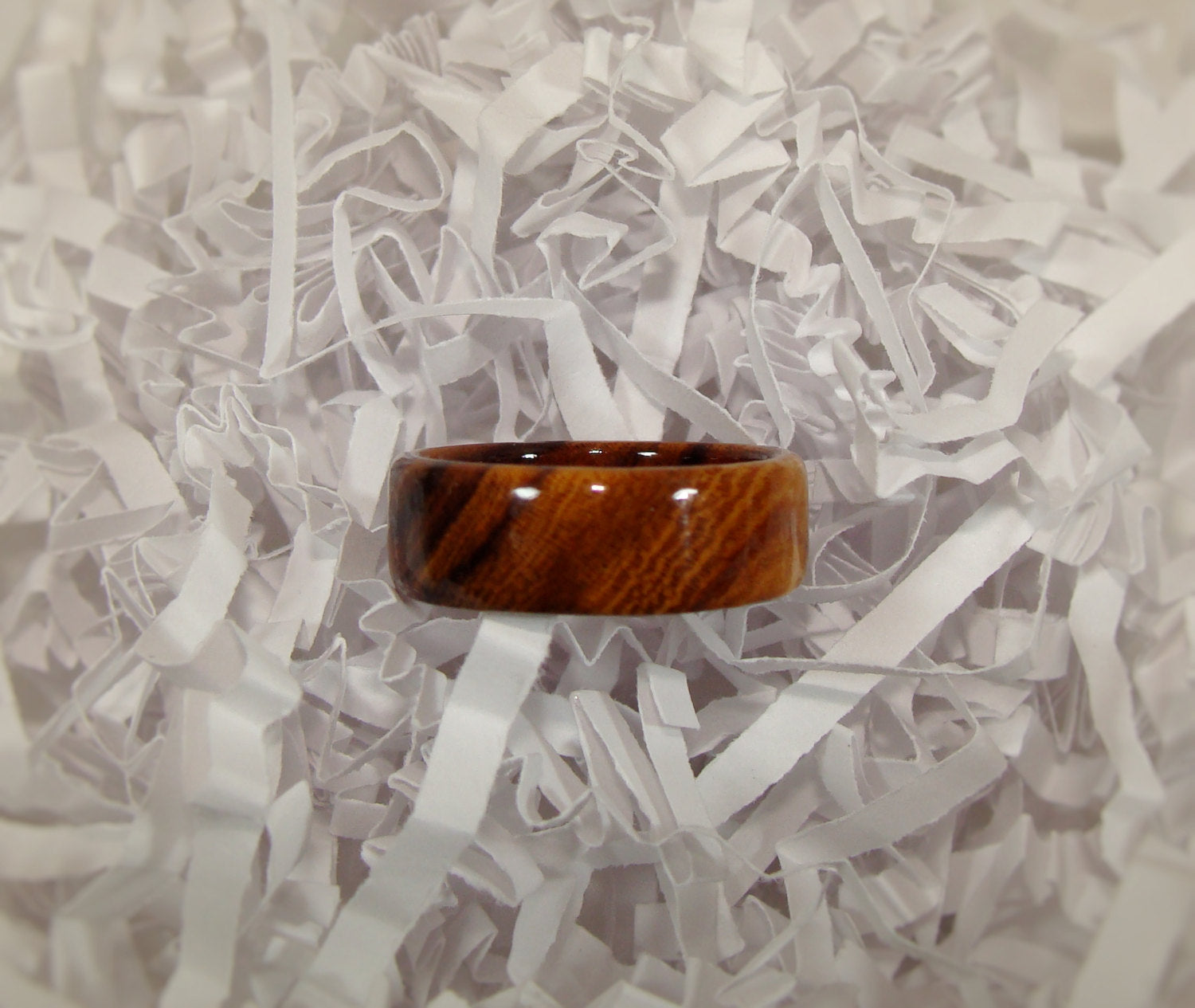 Arizona Desert Ironwood Solid Wood Ring - Art and Soule
