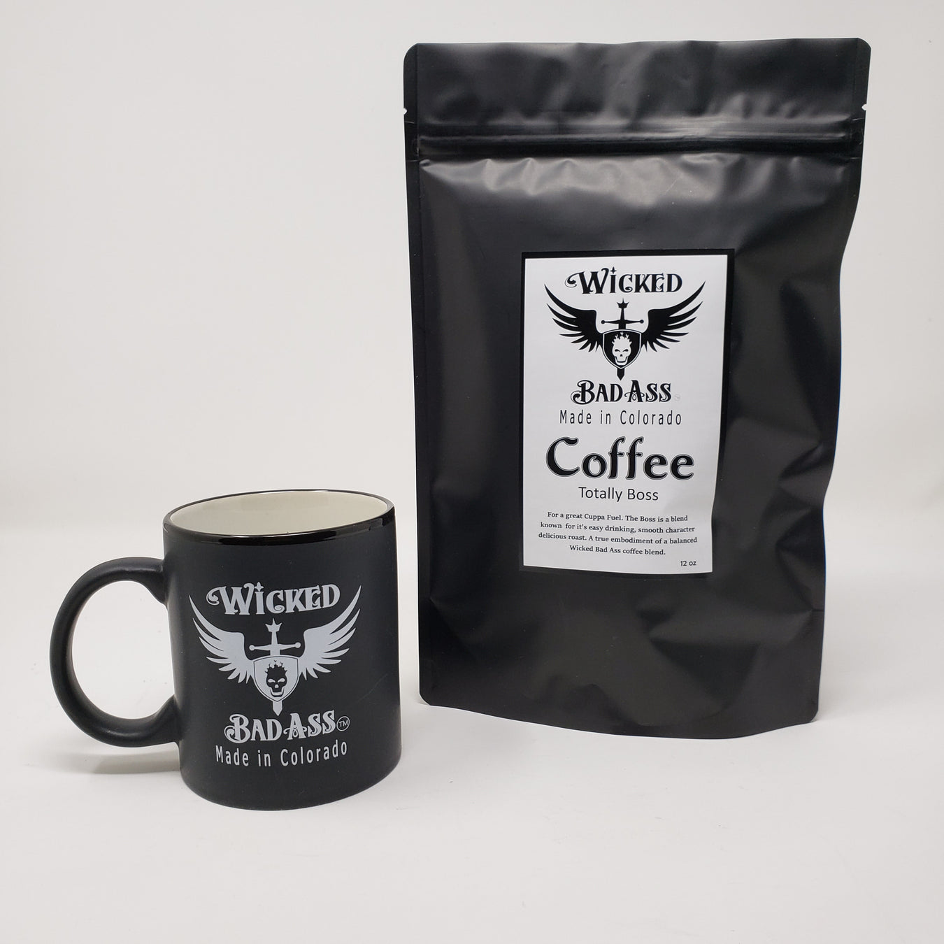 Wicked Bad Ass Coffee