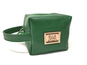 Leather Shave Case - Ella Leather