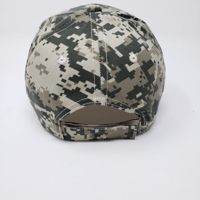 Wicked Bad Ass Tactical Style Trucker Hat - Ella Leather
