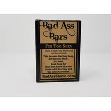 Wicked Bad Ass Bars- I'm Too Sexy - Ella Leather