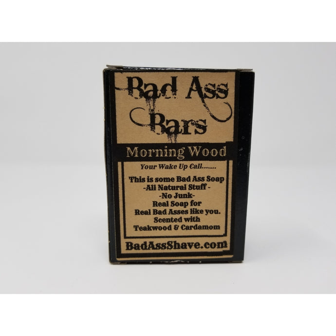 Wicked Bad Ass Bars-Morning Wood - Ella Leather