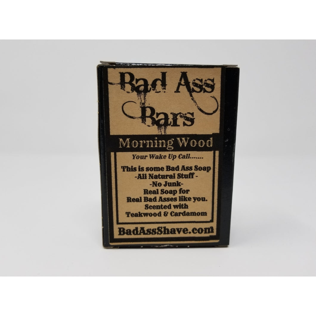 Bad Ass Bars-Morning Wood - Ella Leather