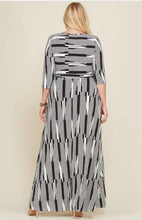Bridgette Maxi•Plus Size