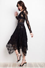 Aurora Lace Overdress