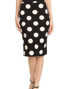 Dottie Pencil Skirt S-L