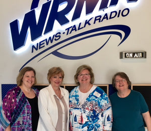 World Changer Consulting Introduces Julie Adduci to the listening audience of WRMN AM 1410 Silver Solutions