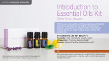 Moment by Moment- Basic sensory and essential oil starter set