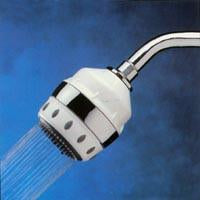 Royale™ All-In-One Filtered Shower Head Chrome Trim