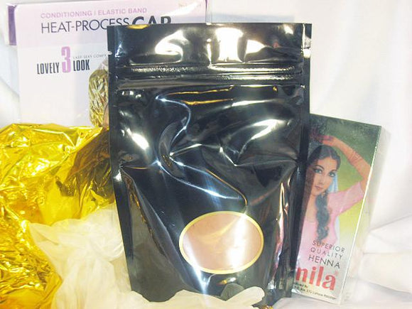 Cocoa Brown Henna Bundle