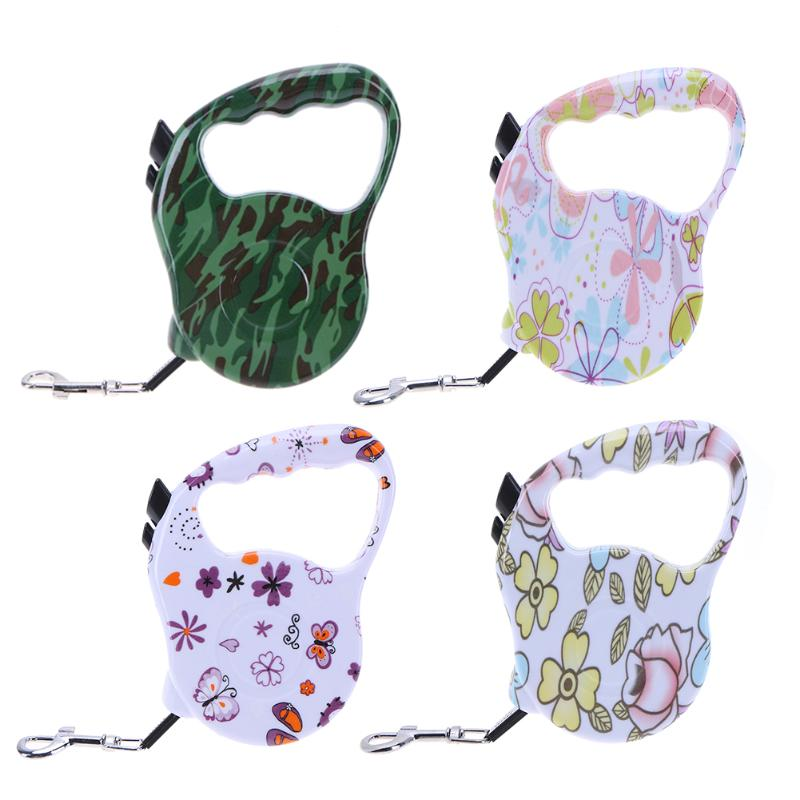 Flexible Automatic Retractable Leash in 4 Prints