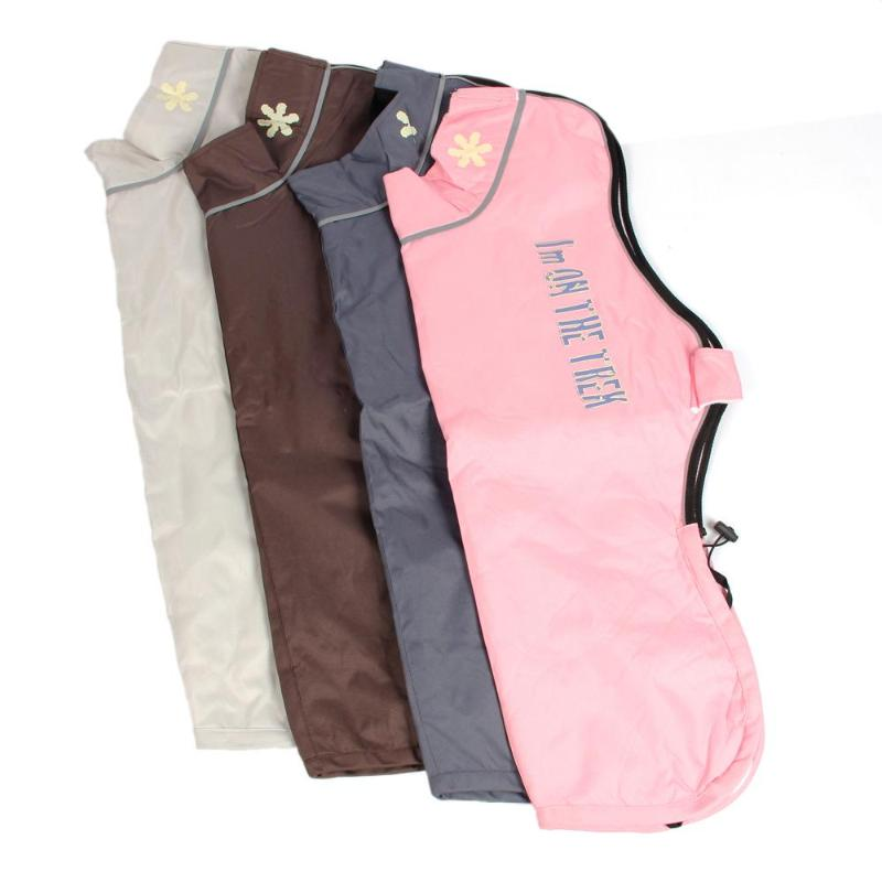 Thick Winter Pet Jackets for Larger Pets in 3 Colors