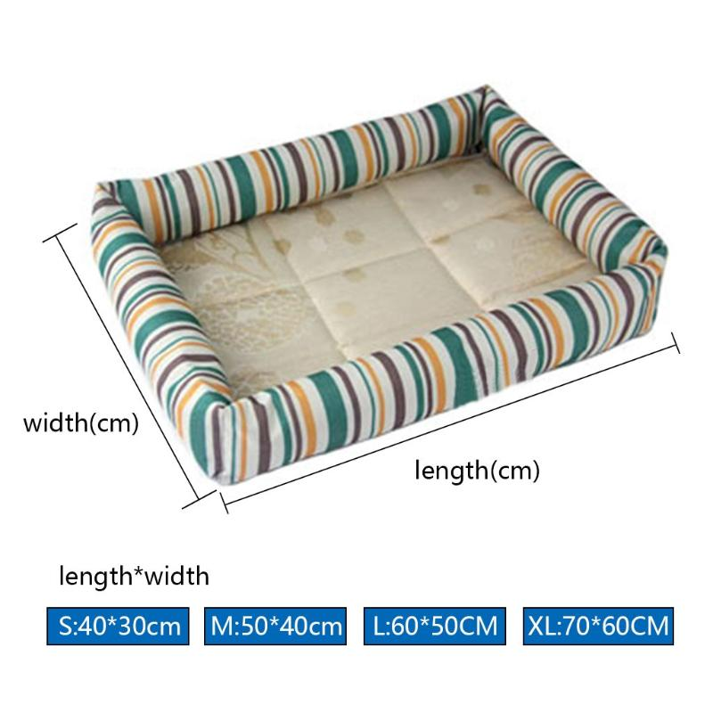 Breathable Durable Soft Pet Bed in Multiple Styles - S-XL