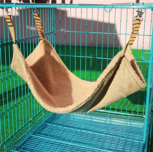 Hanging Hammock Bed