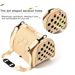 Handbag Carrier w/ Breathable Holes