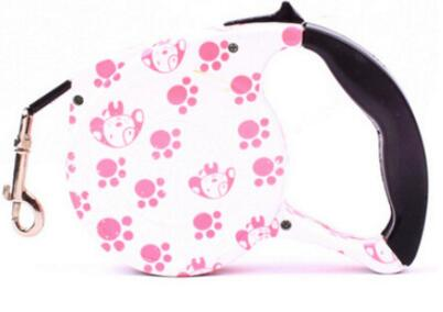 5m Retractable Dog Leashes in Multiple Prints