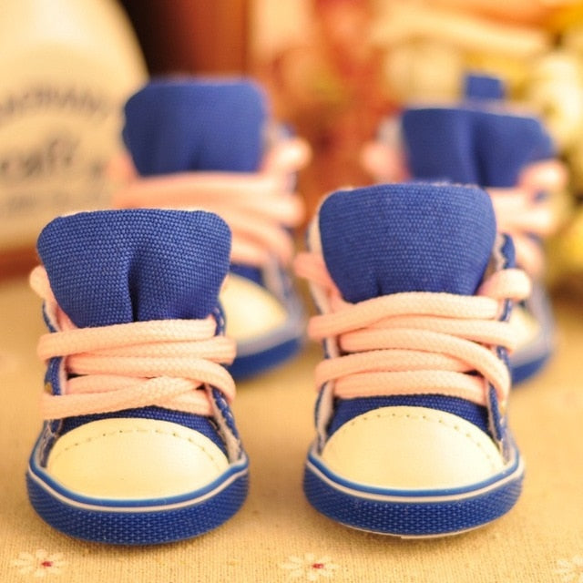 Outdoor Sporty Denim Shoes