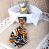 Vintage Necktie Pet Collars in 2 Colors