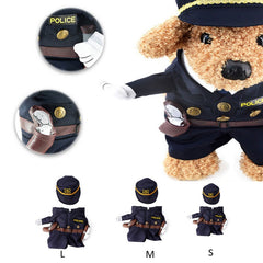 Doctor/Policeman/Cowboy Pet Costume