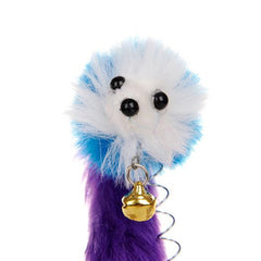 Feather Funny Cat Mice Toy