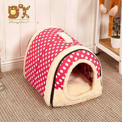 Traveling Pet House
