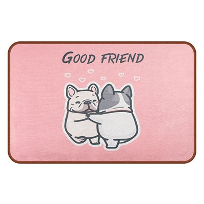 Self Cooling Cartoon Printed Pet Mat