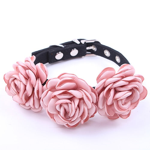 Rose Flower Collar