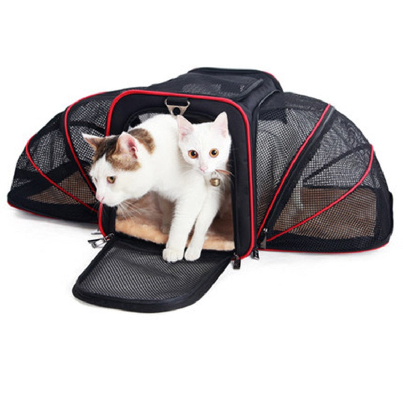 Expandable Cat Carrier