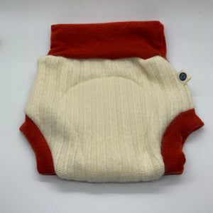 Wool Diaper Covers - SOLIDS & STRIPES