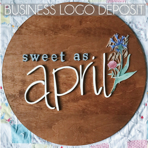 Business Logo Deposit