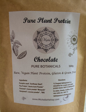Maia Pure Botanicals Pure Plant Protein 500g