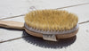 Maia Pure Botanicals Soft Long Handled Bamboo Body Brush