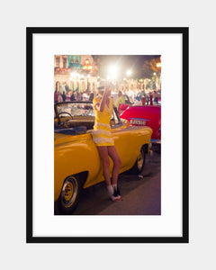Original Coveteur Print - A Chanel Night in Havana