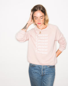 Coveteur Sweatshirt