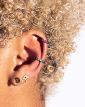 Coveteur X The Last Line Rainbow Ear Cuff
