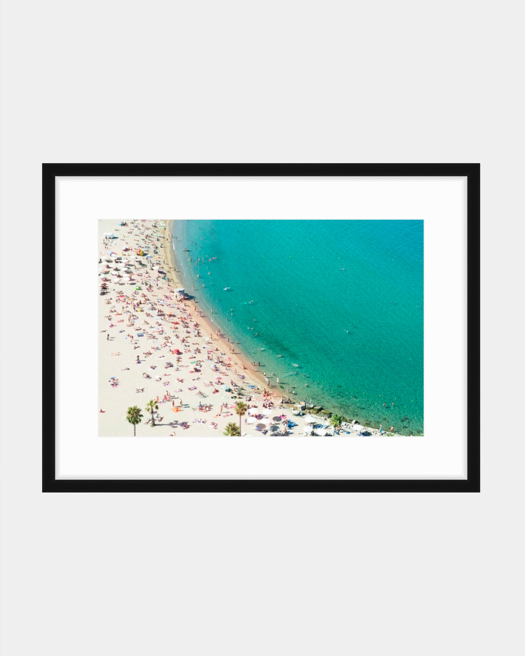Original Coveteur Print - Barceloneta Beach
