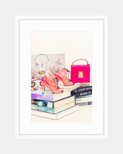 Original Coveteur Print - Thinking Pink