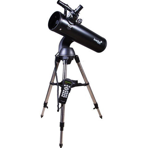 Levenhuk SkyMatic 135 GTA Newtonian Reflector Telescope with GoTo Mount