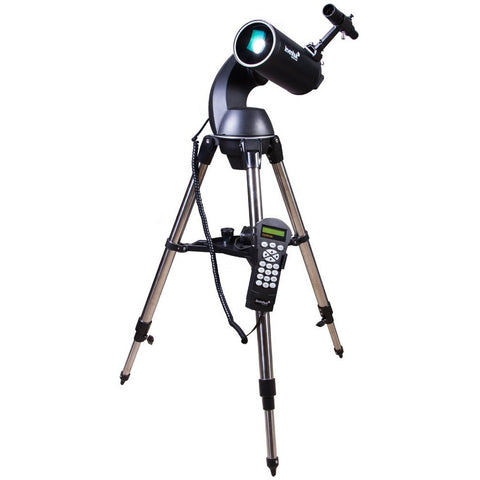 Levenhuk SkyMatic 105 GT MAK Telescope with GoTo Mount