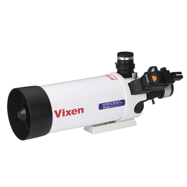 "Vixen VMC95L 3.7"" Modified Cassegrain Telescope with Eyepiece and Red Dot Finder"