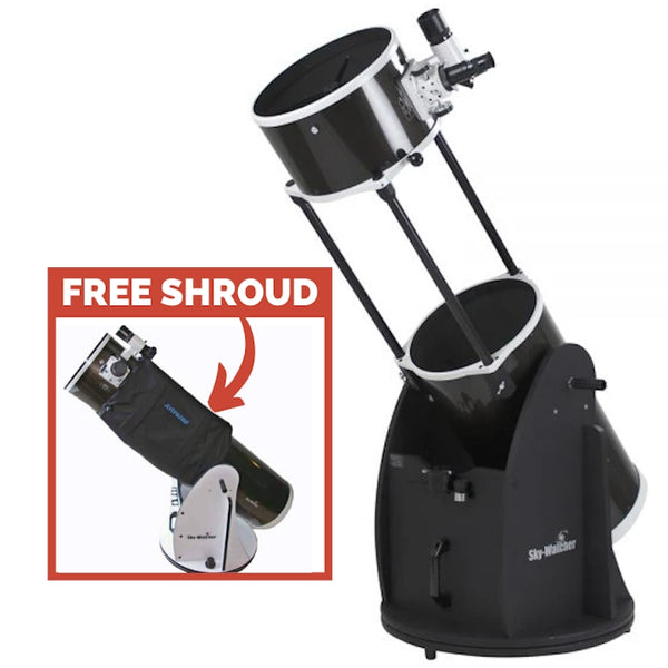 "Sky-Watcher Flextube 300P 12""  Collapsible Dobsonian Telescope"