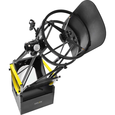 "Explore Scientific 12"" (305mm) Truss Tube Dobsonian Telescope"
