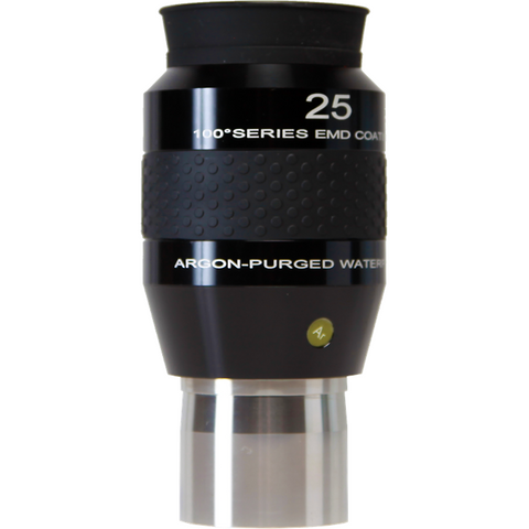 Explore Scientific 100° 25mm Argon-Purged Waterproof Eyepiece