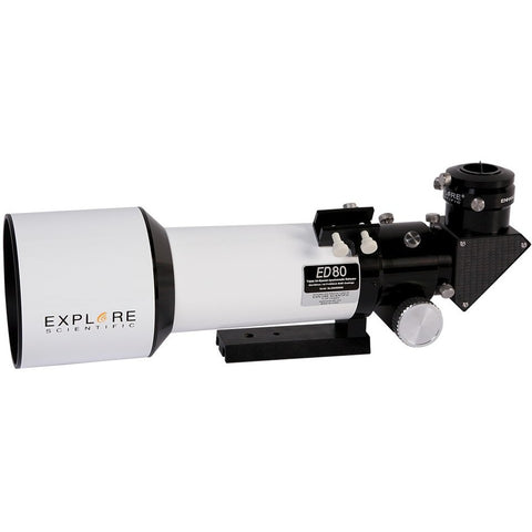 Explore Scientific Essential Series Aluminum 80mm f/6 APO Triplet