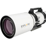 Explore Scientific Classic White Aluminum ED127 f/7.5 APO Triplet with Hoya FCD100 optics