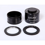"Explore Scientific 50mm 3"" Flattner and .7X Focal Reducer"