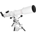 FirstLight AR102mm White Tube Refractor with EXOS Nano