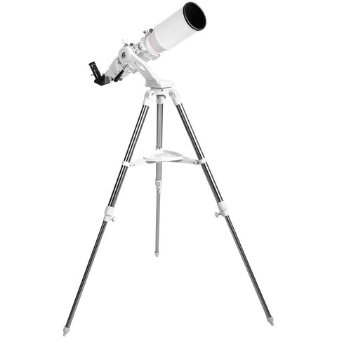 Explore Scientific FirstLight AR102mm White Tube Refractor Telescope with Twilight Nano Altazimuth Mount