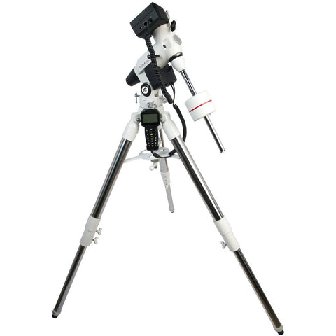FirstLight EXOS-2GT White GOTO Computerized EQ Telescope Mount