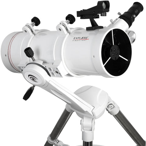 Explore Scientfic FirstLight N114mm White Tube Newtonian with Twilight Nano Altazimuth Mount